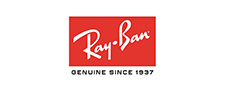 Ray-Ban has offered iconic glasses and sunglasses since 1937. Originally designed to reduce glare for pilots, you know you'll be getting great protection while still looking stylish.