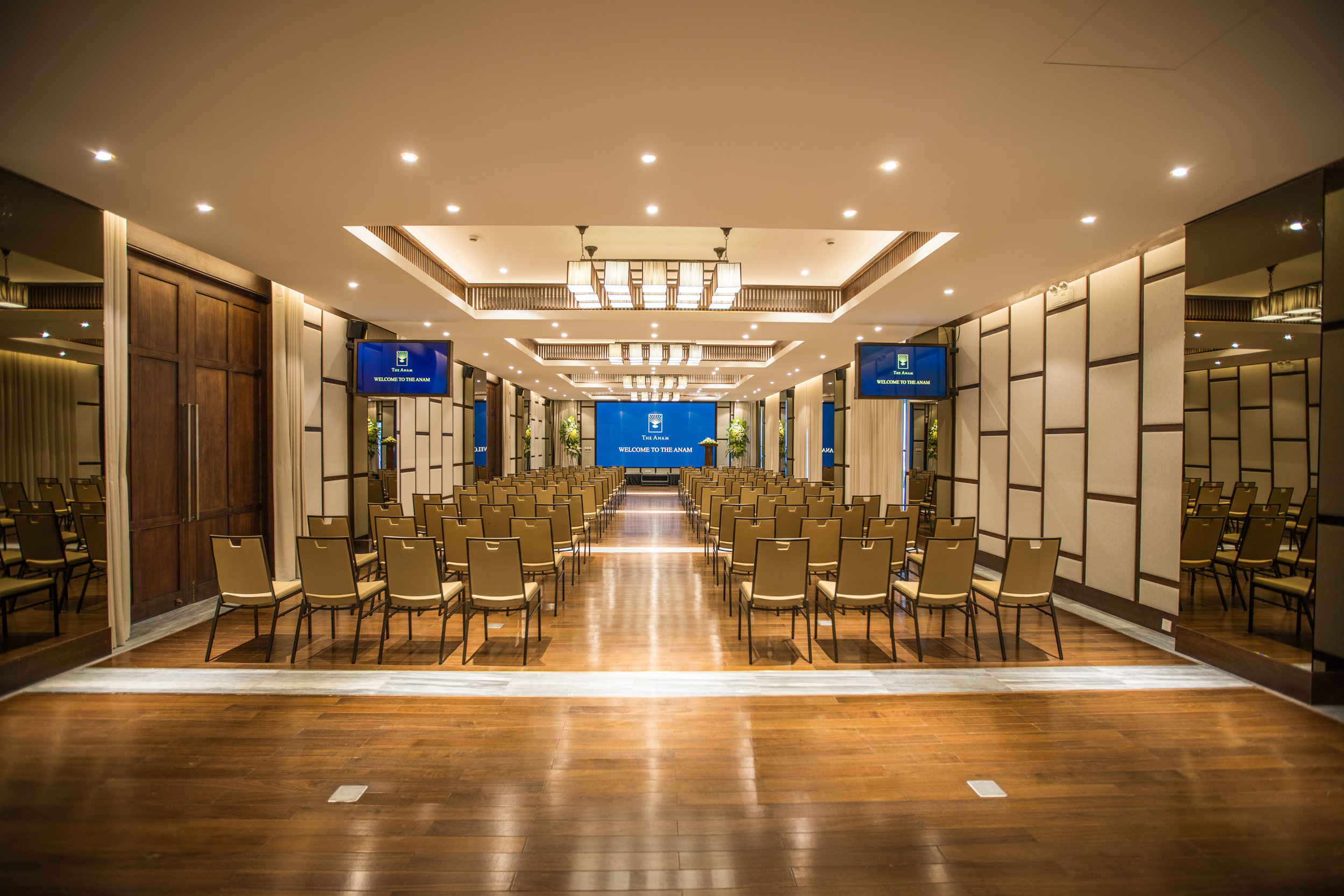 Conferences - Easily accessible by car, plane and train, corporate events planners and attendees from Ho Chi Minh City, Hanoi and beyond now have a reinvigorating beachfront location for their next MICE (Meeting, Incentive, Conference, Exhibition) event.