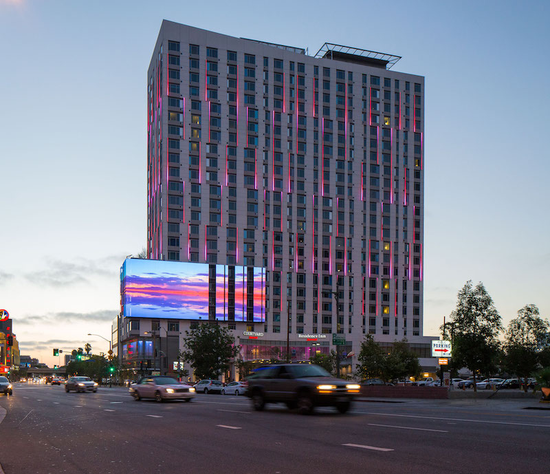 Marriott LA Live, by StandardVision