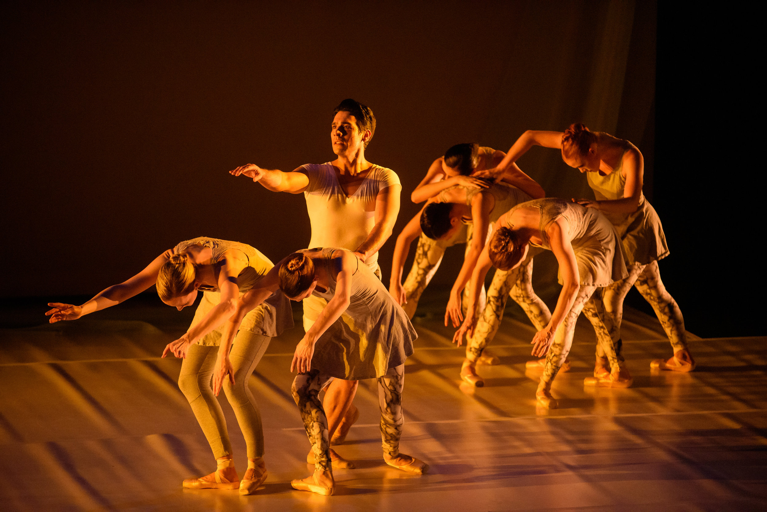 Company Dancers.