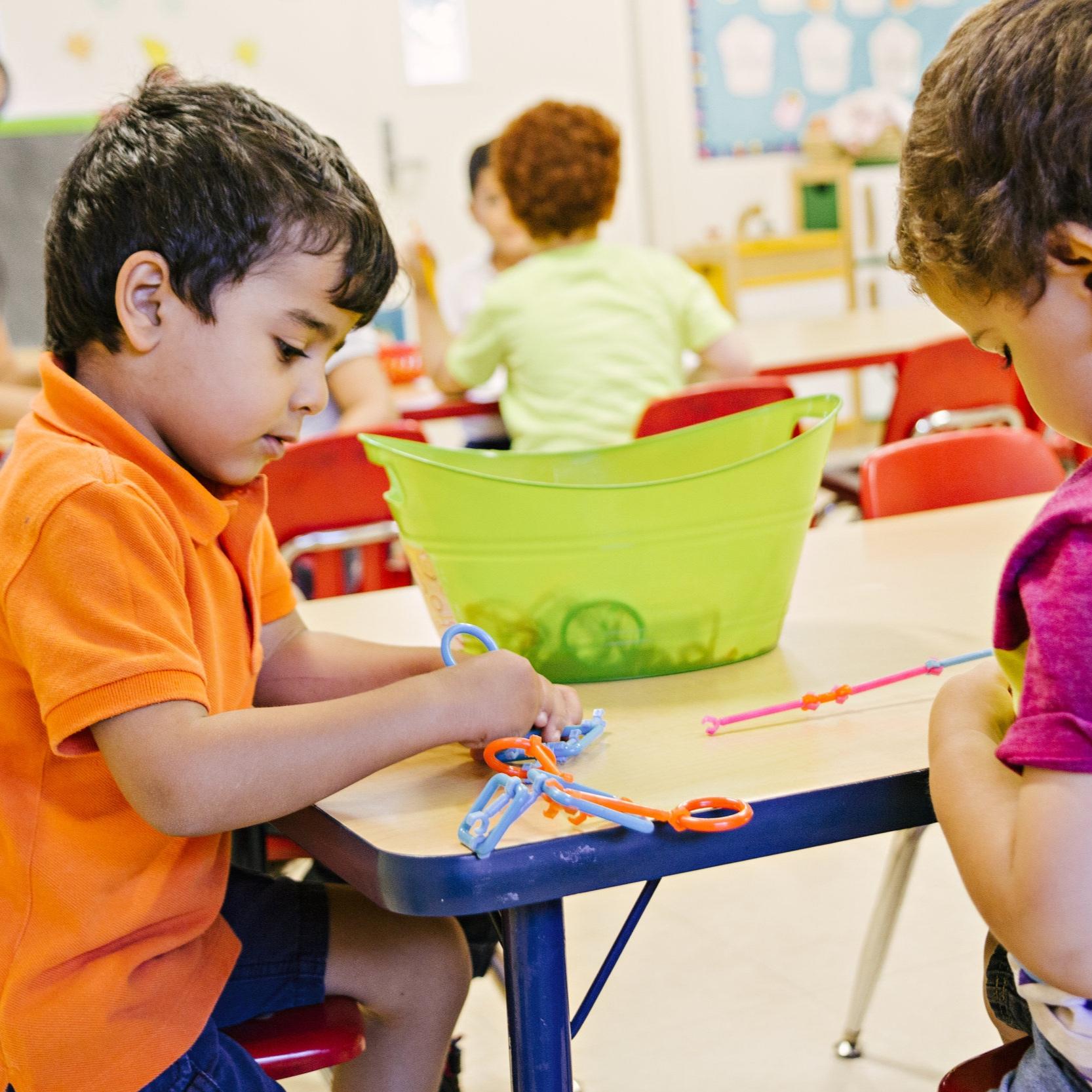 Preschool & Kindergarten -