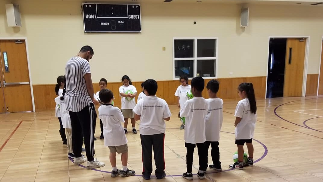 Basketball Clinic - Basketball clinic is offered after school for those who want to learn new techniques or just to have fun.
