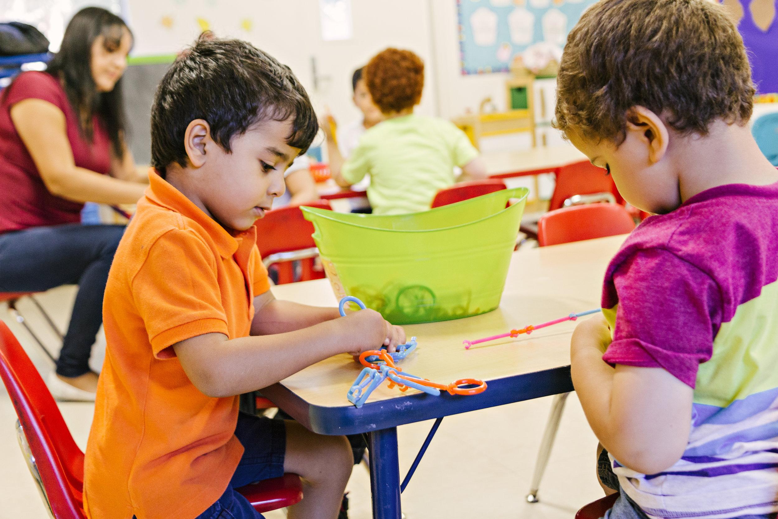 Pre-school & Kindergarten -