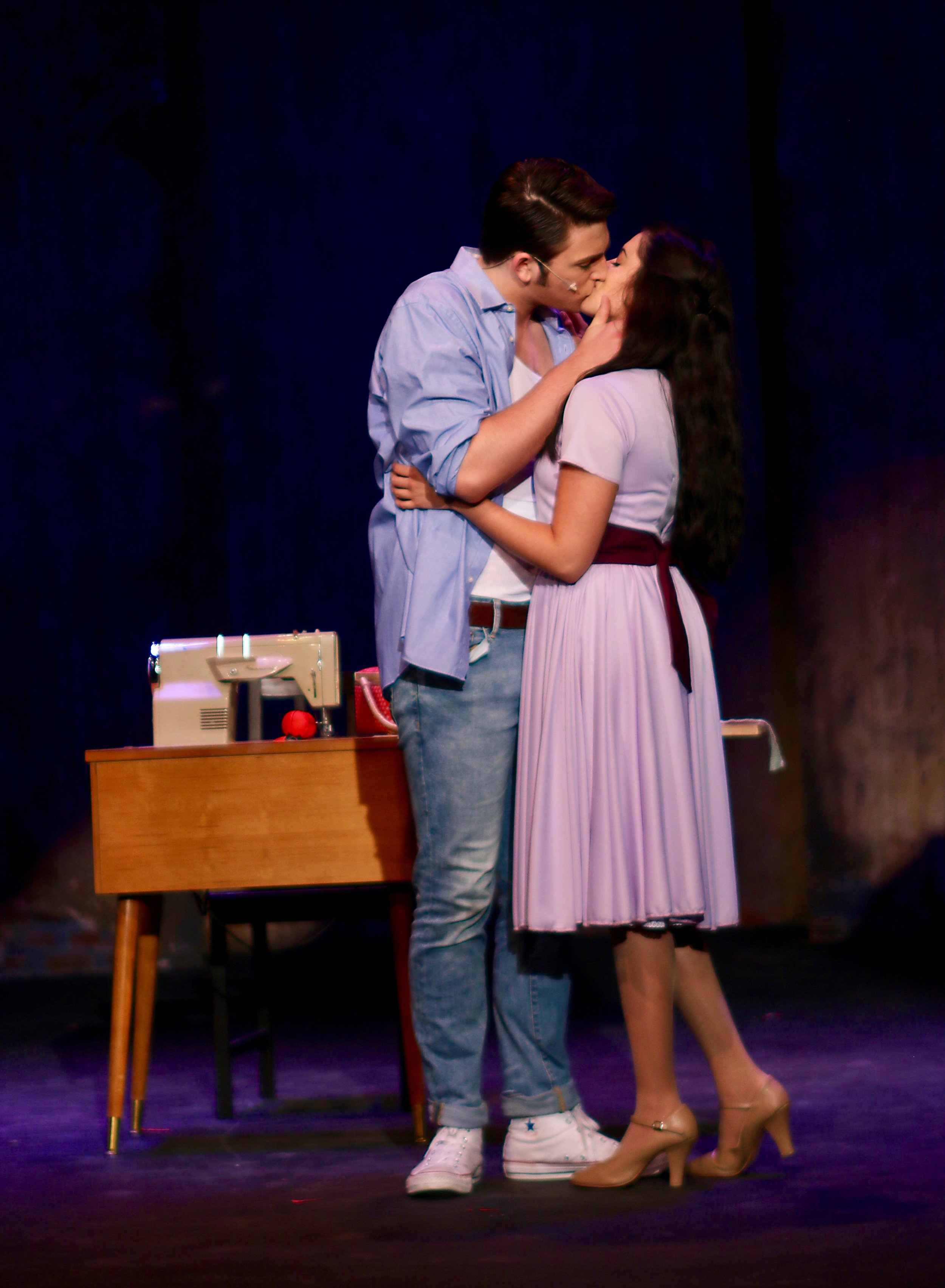 West Side Story  Conejo Players Theatre, 2018  PC: Mike McCauley