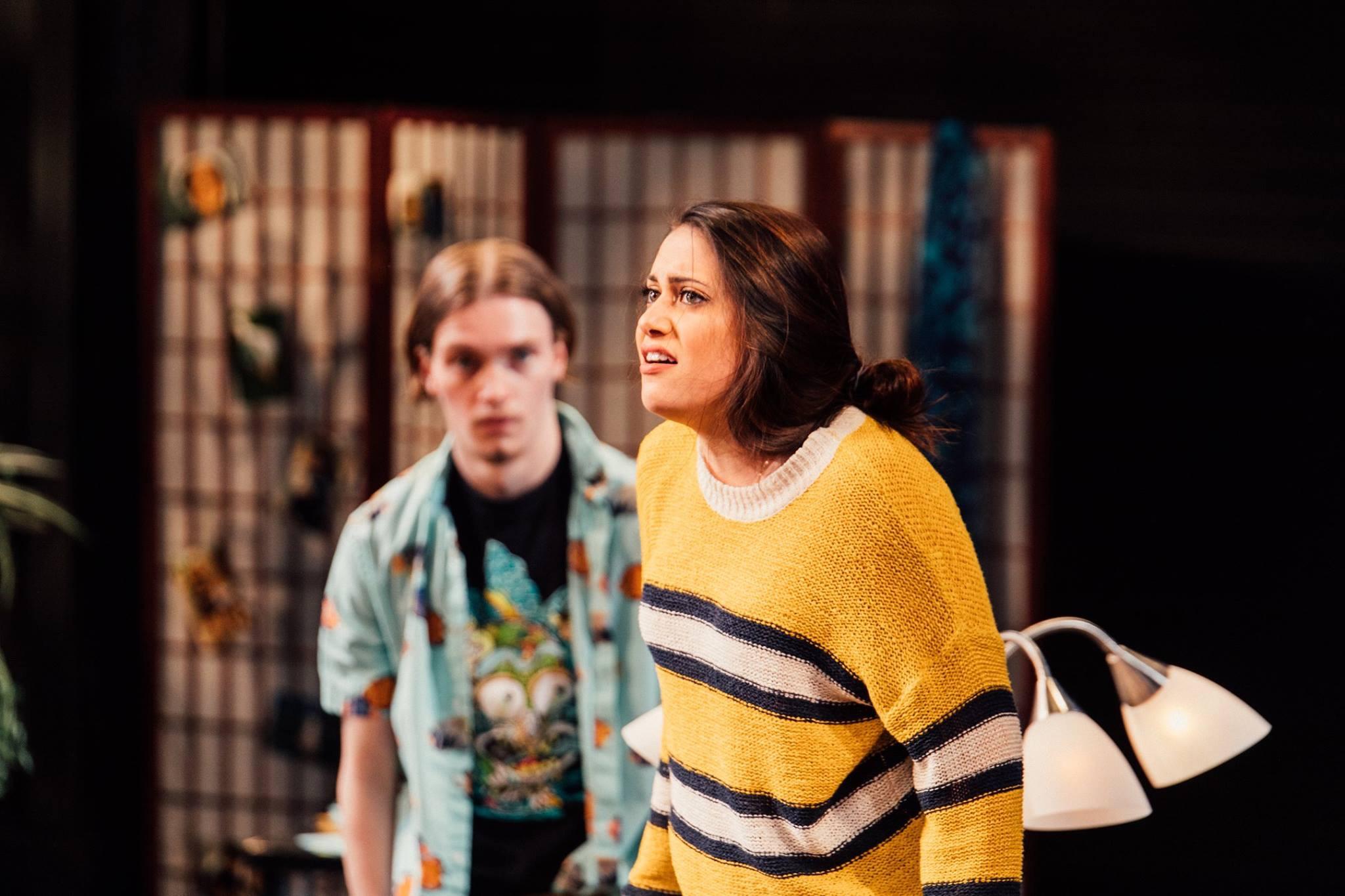 Dissasembly  By Steven Christopher Yockey  Atlantic Acting School, 2019  PC: Marzio Fulfaro