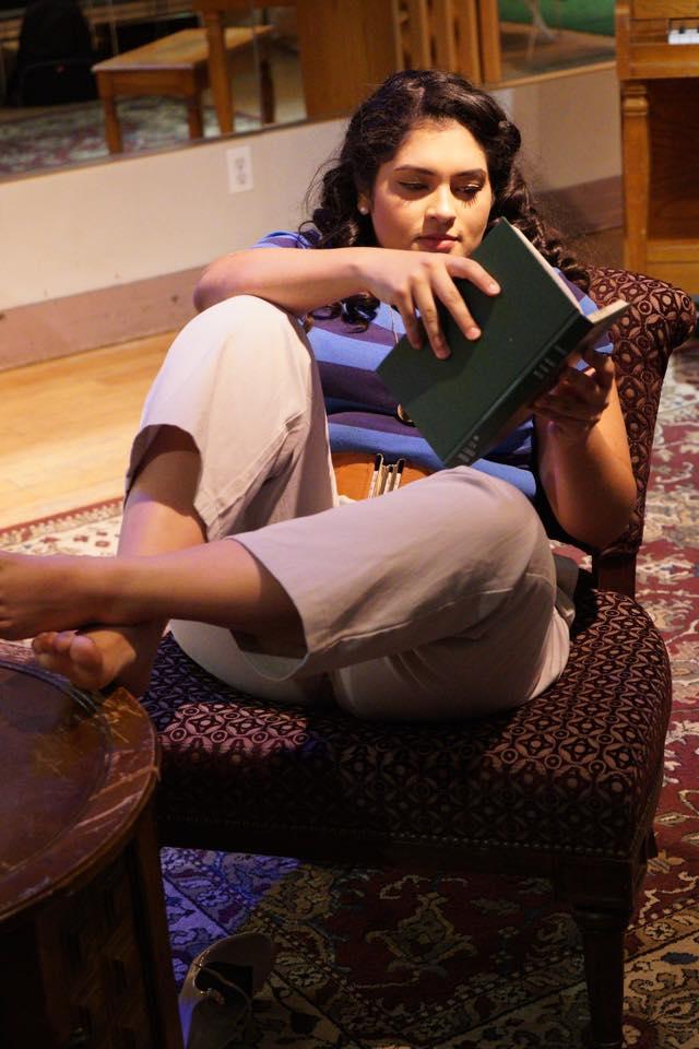 Sophia Aranda (Cindy), Act II