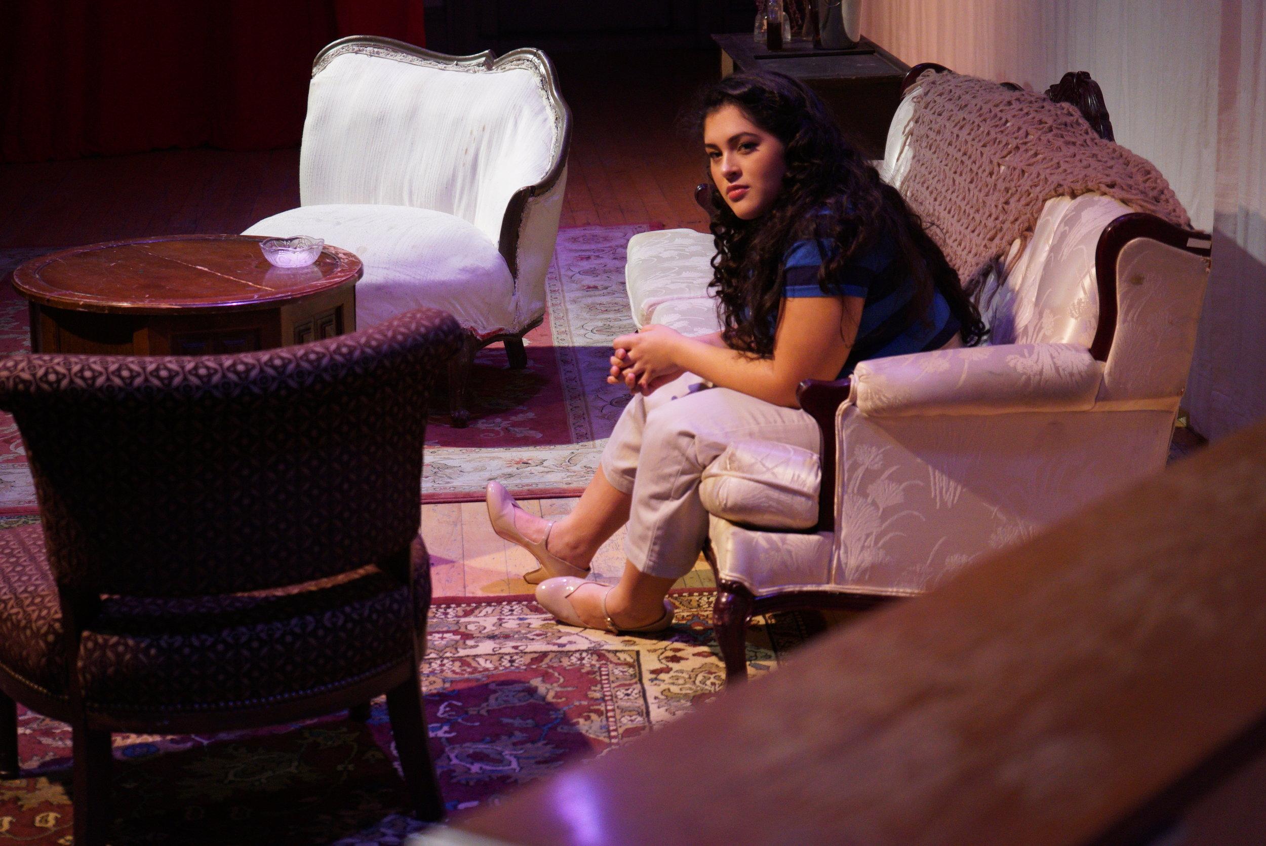 Sophia Aranda (Cindy), Act I
