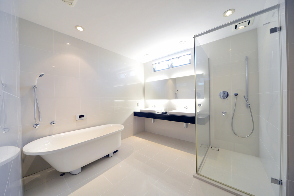 New Bathroom installation - We can install your new brand bathroom from start to finish, we can give you advice, design and guidance in choosing your bathroom and we will fully install your bathroom including any plastering, tiling, electrics and plumbing.