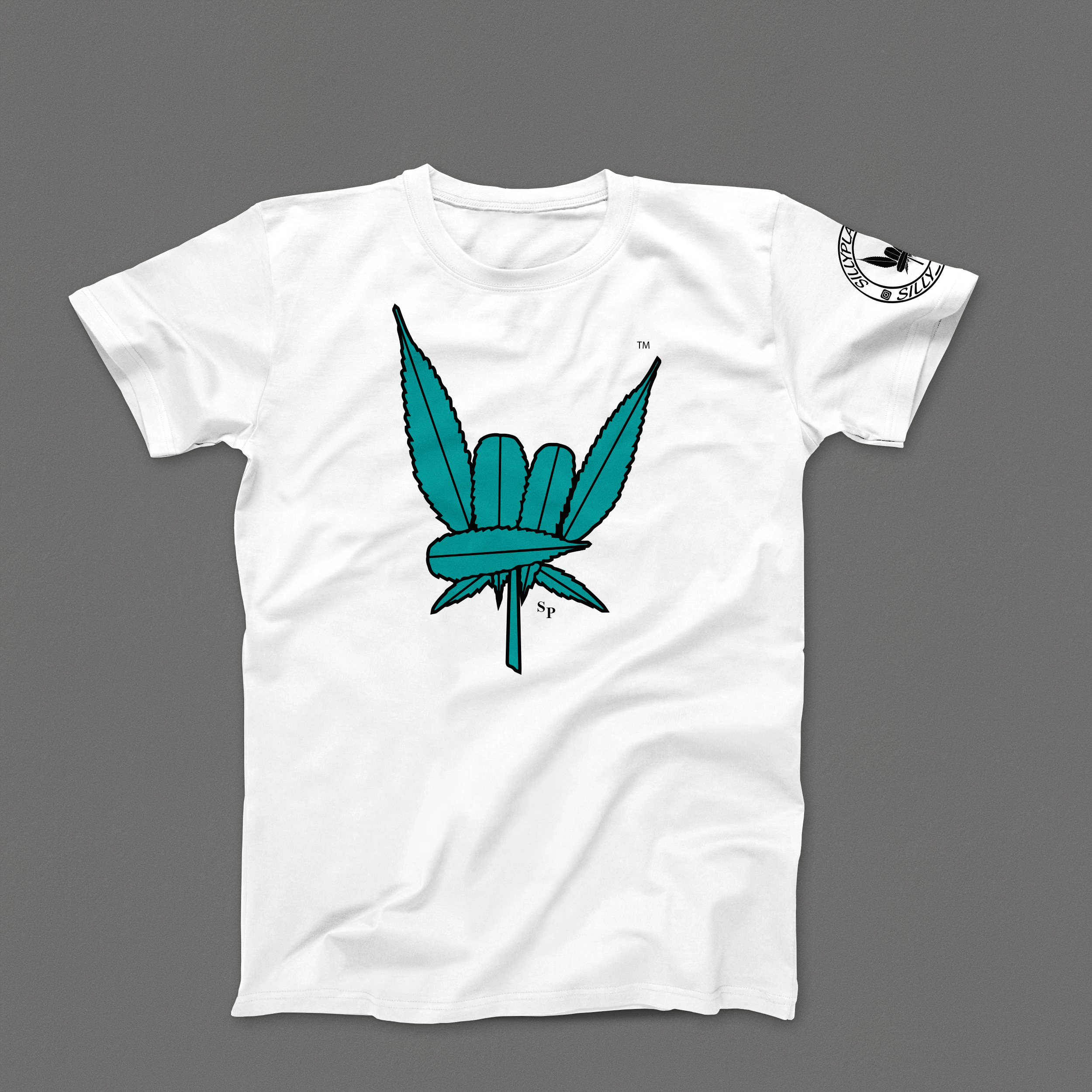 Logo Teal T-Shirt Mockup Template.jpg