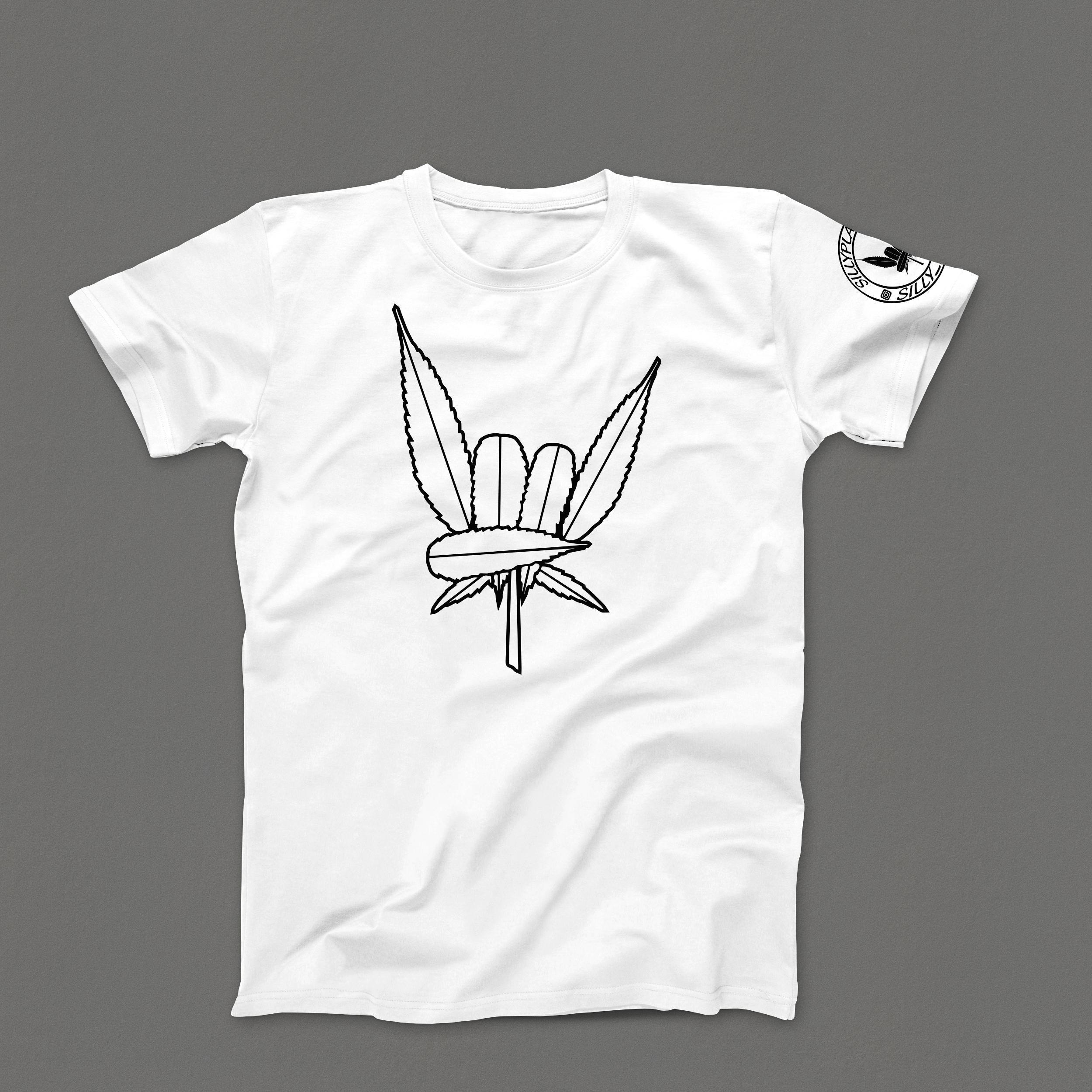 Logo Outlined T-Shirt Mockup Template.jpg
