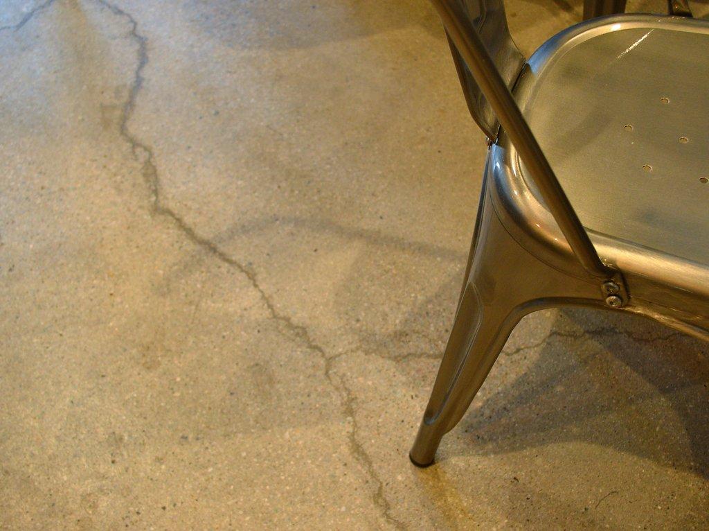 Polished Floor Detail