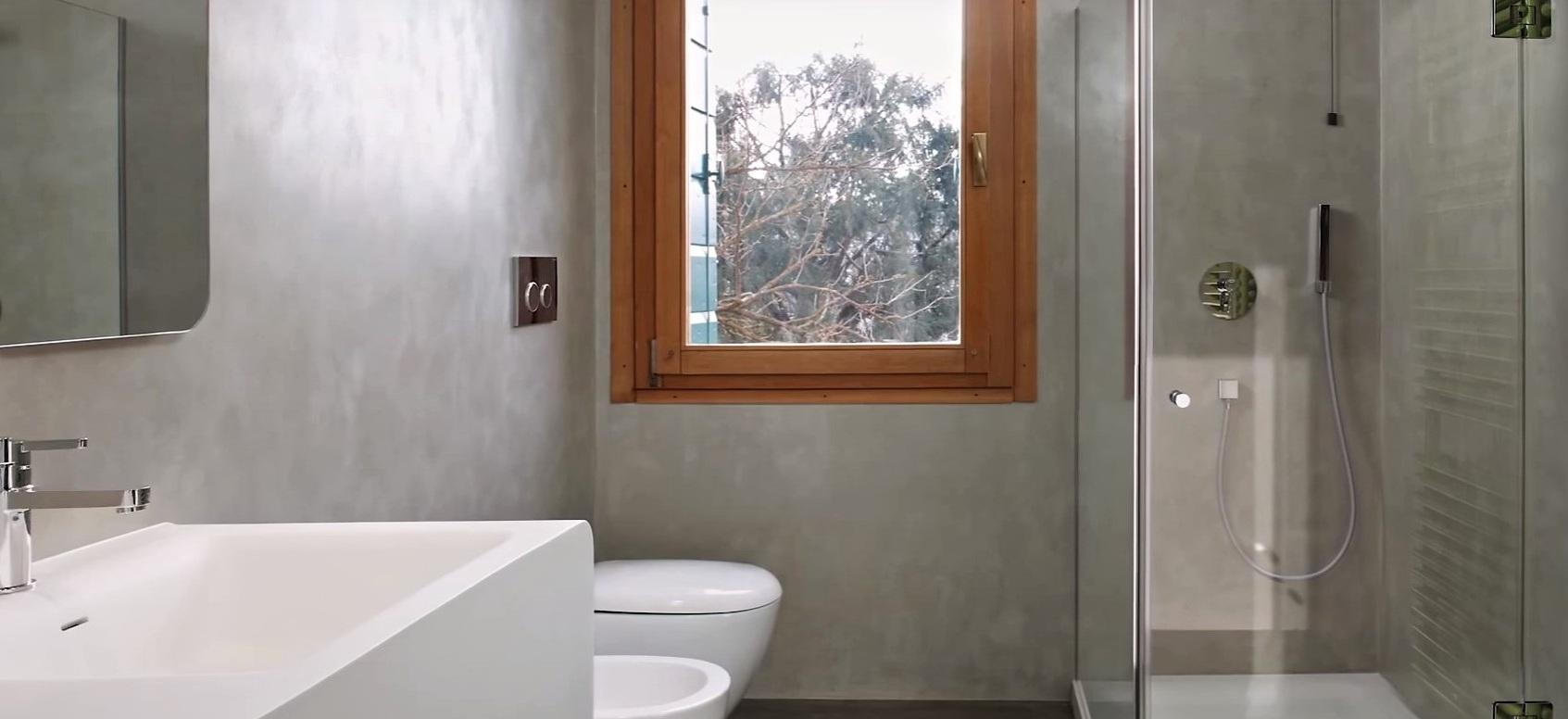 Microtop bathroom