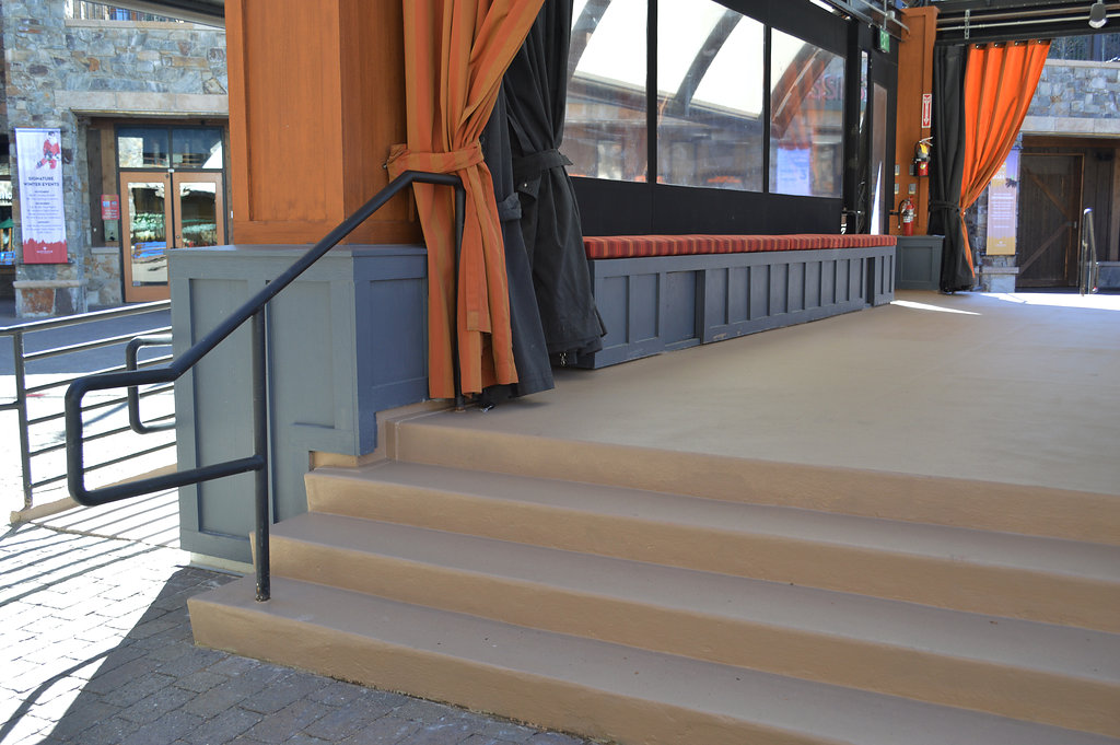 Northstar Stage Staircase