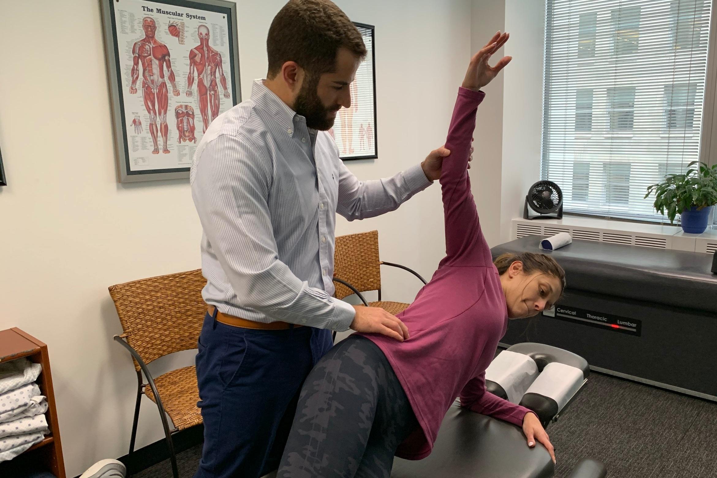CONDITIONS - At Chicago Spine & Joint Care, we offer different chiropractic services to create tailored programs for your health needs. We offer chiropractic care, corrective exercises, lifestyle advice, nutritional counseling, massage therapy, and spinal & postural screenings.