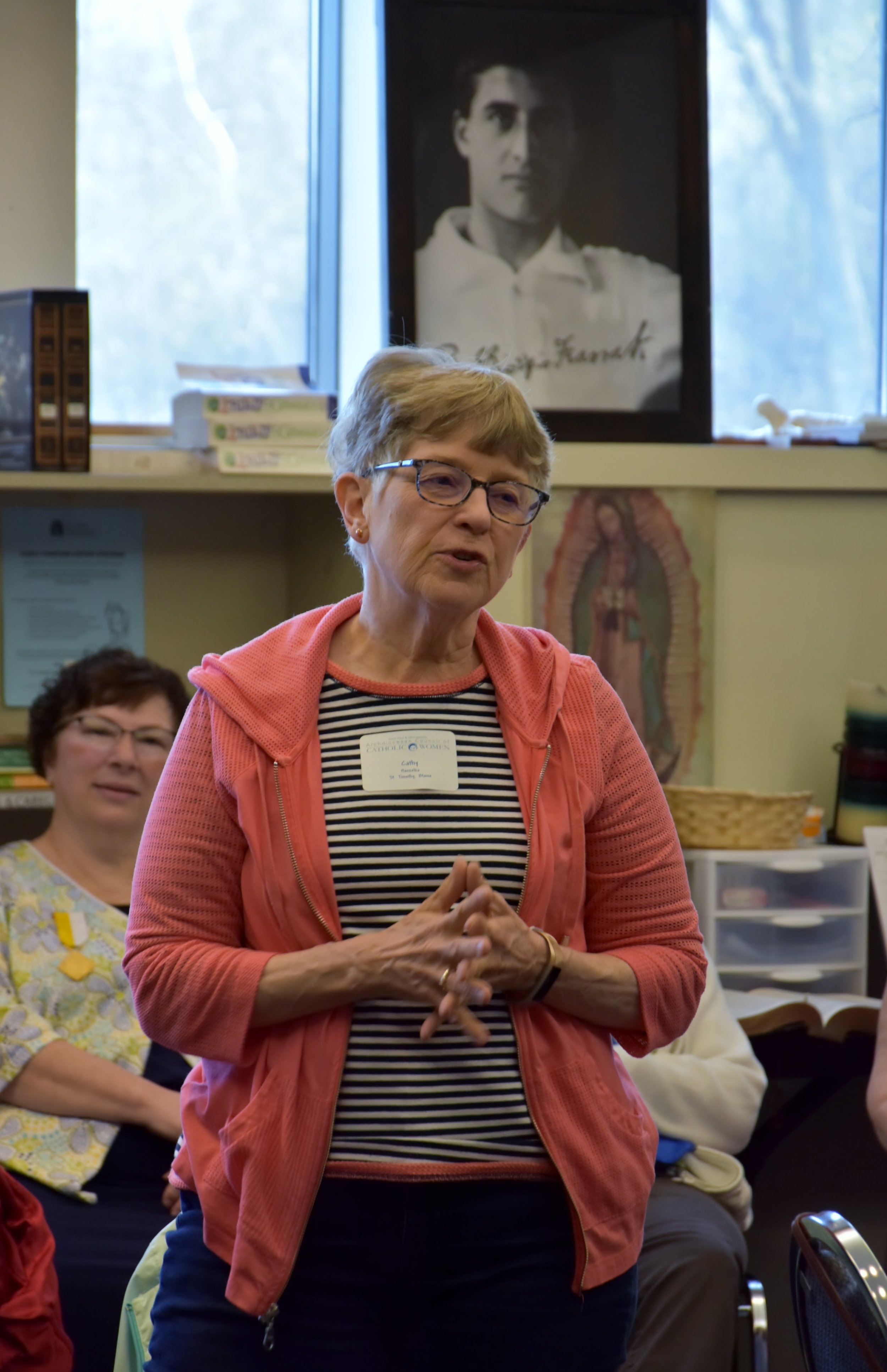 Mission - As a member of National Catholic Council of Women, ACCW acts through its affiliated organizations to support, empower and educate women in spirituality, leadership and service. Our programs respond with Gospel values to the needs of the Church and society in the modern world.