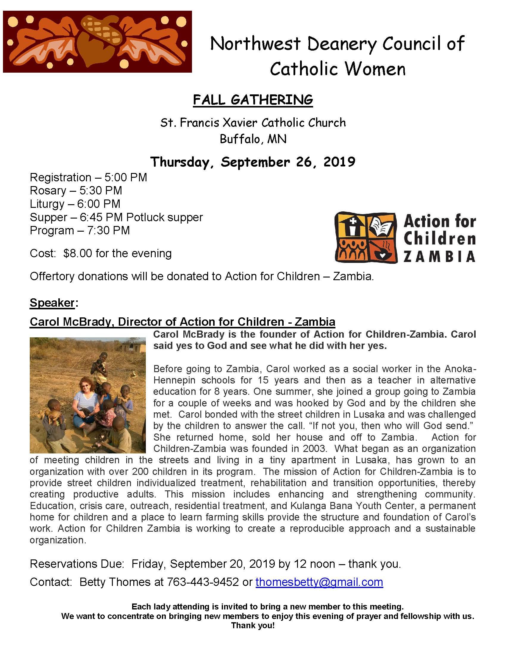 Flyer for Fall Gathering September 2019.jpg