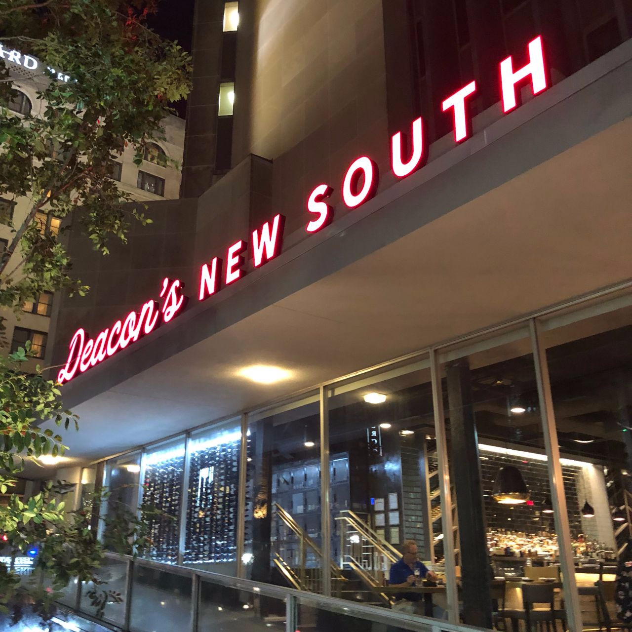 - Modern Southern Steakhouse