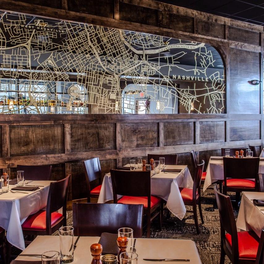 - Modern-Style Steakhouse