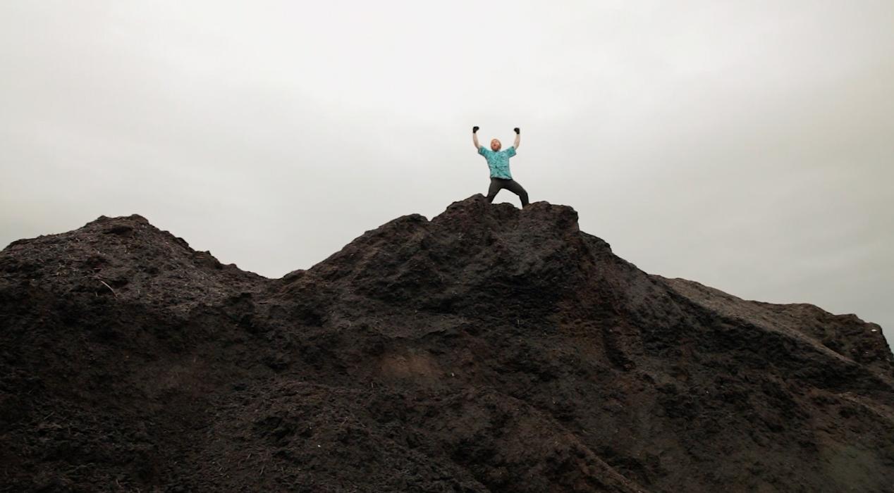leo-on-compost-mountain.jpg