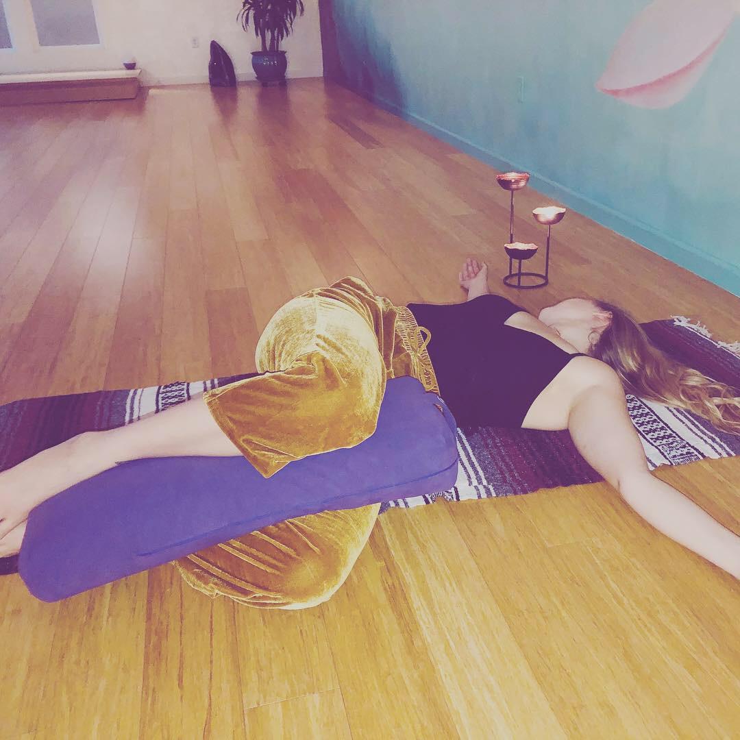 Bayley Blackney Yin Yoga