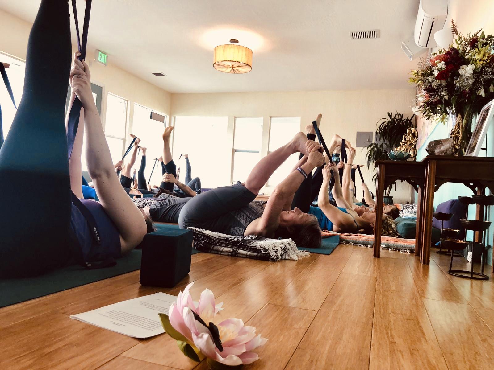 Yoga at Breath+Oneness