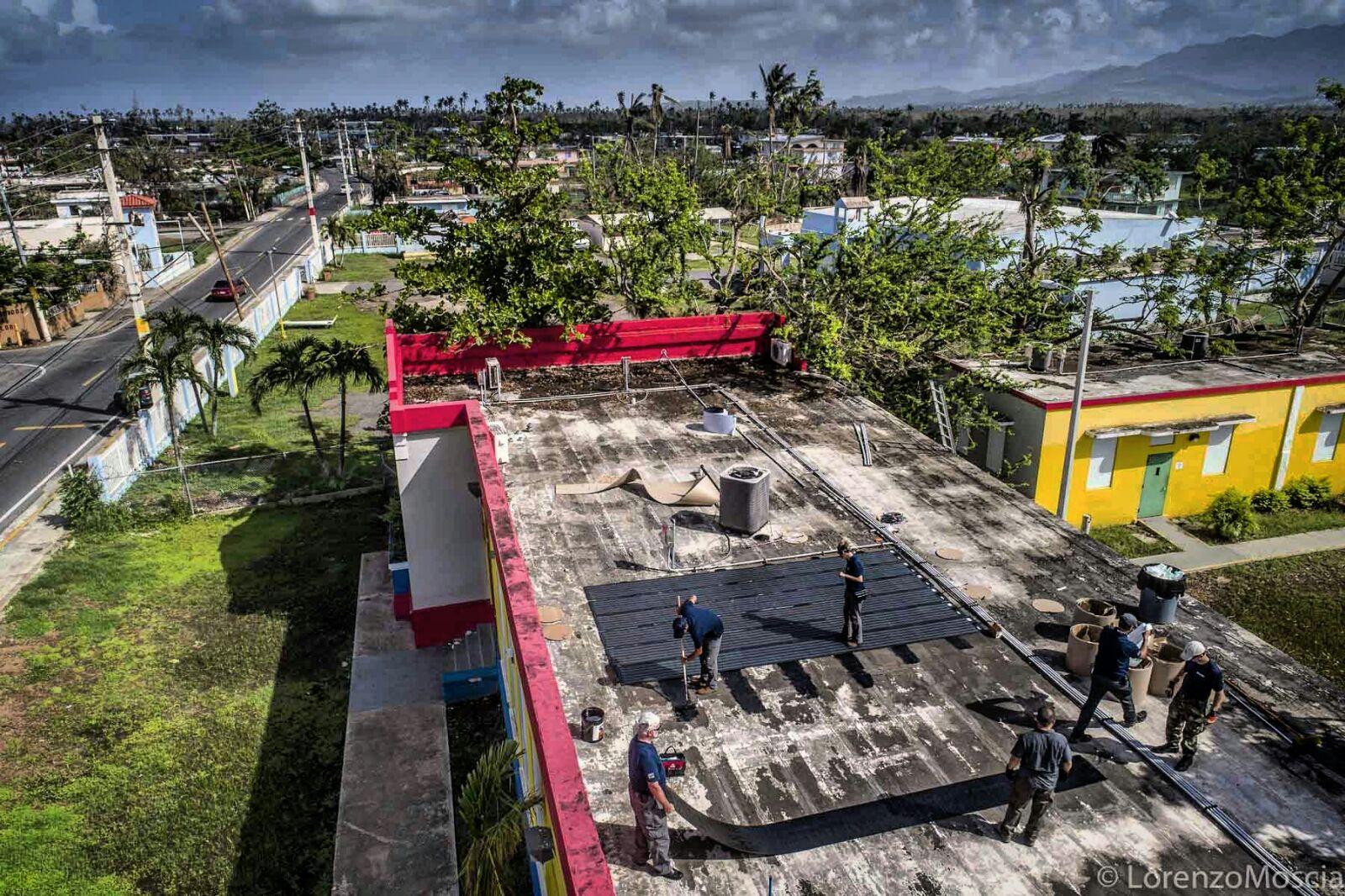 Hurricane Maria, Puerto Rico, 2017