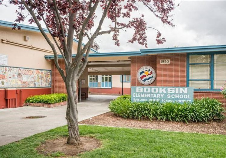 Booksin Elementary School   1590 Dry Creek Rd, San Jose, CA 95125  408-535-6213   Learn More
