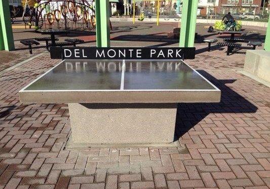Del Monte Park   806 W Home St.  San Jose, CA 95126   Información Adicional