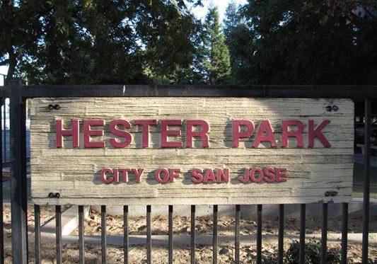 Hester Park   1578 Naglee Avenue  San Jose, CA 95126   Información Adicional