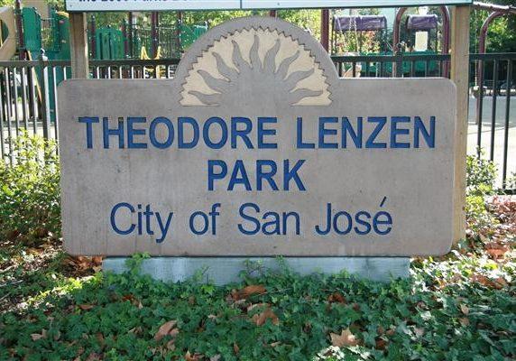 Theodore Lenzen Park   Stockton Avenue & Lenzen St.  San Jose, CA 95126   Información Adicional