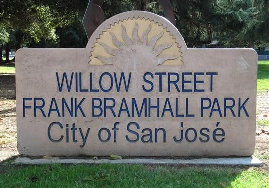 Willow Street Frank Bramhall Park   1320 Willow St.  San Jose, CA 95125   Learn More
