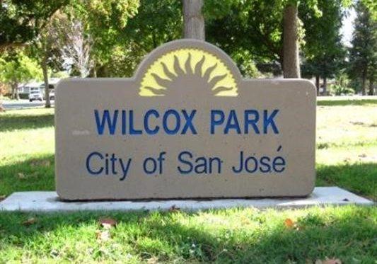 Wilcox Park   Wilcox Way & Winona Drive  San Jose, CA 95125   Información Adicional