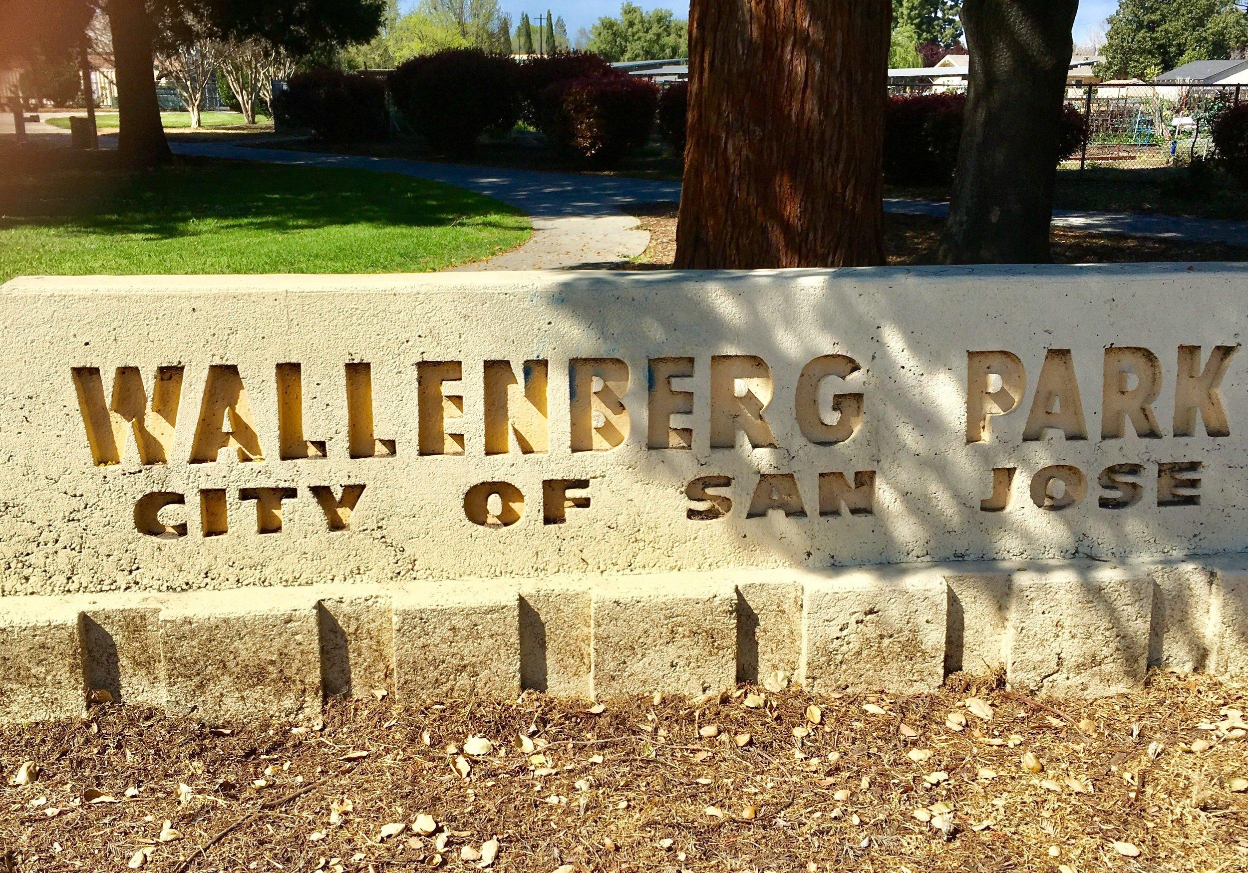 Wallenberg Park & Community Garden   Curtner & Cottle Avenue  San Jose, CA 95125   Información Adicional