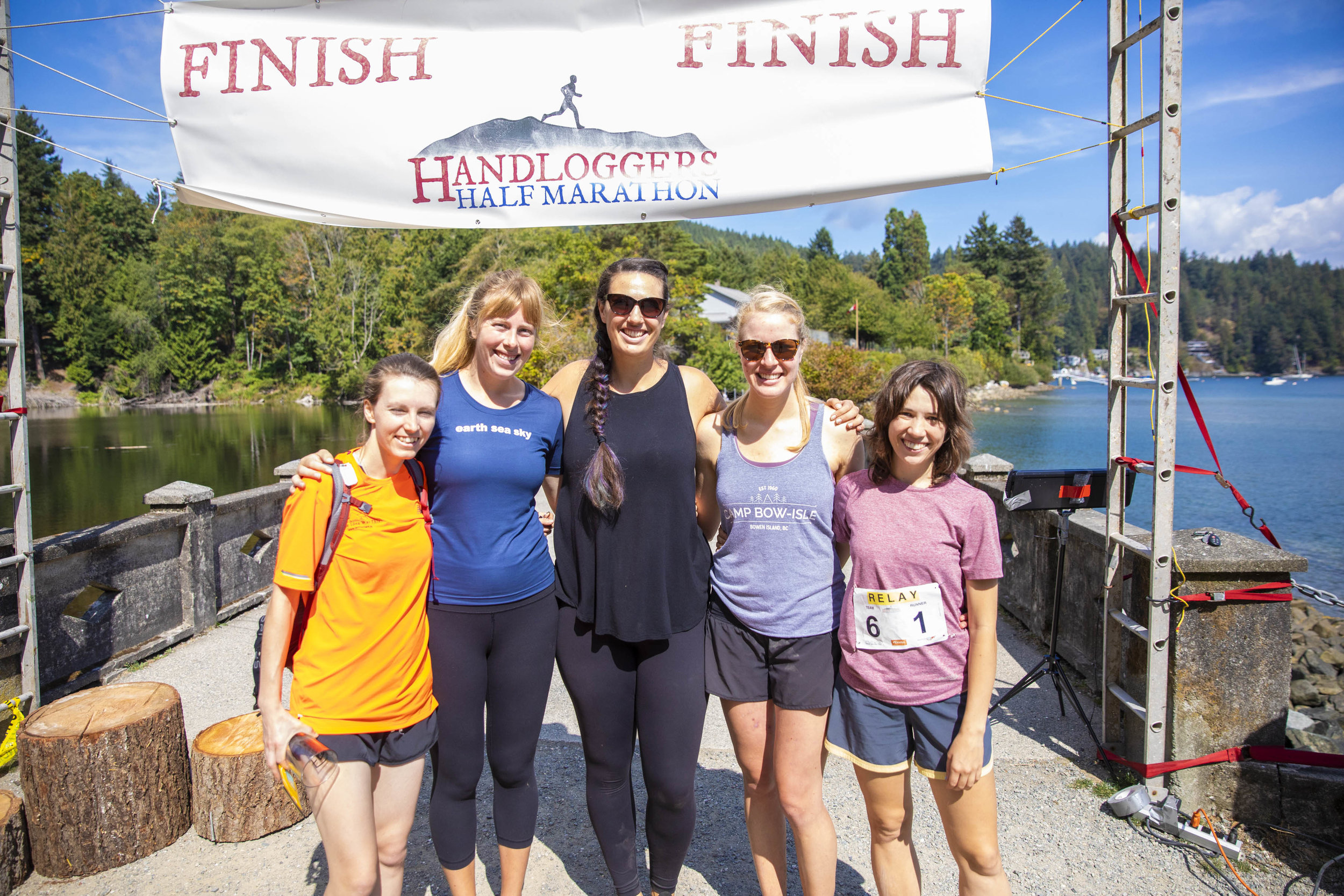2019 Handloggers Half Marathon and Relay - The sixth annual Handloggers Race takes place on Saturday, August 31, 2019. Registration opens on April 15, 2019! Time to take advantage of early bird entry fees through May 11. Check out the race details or contact us with questions. Thanks to our sponsors and we are truly grateful for the support of our charities.Like us on Facebook to stay up to date on latest race announcements and training opportunities.