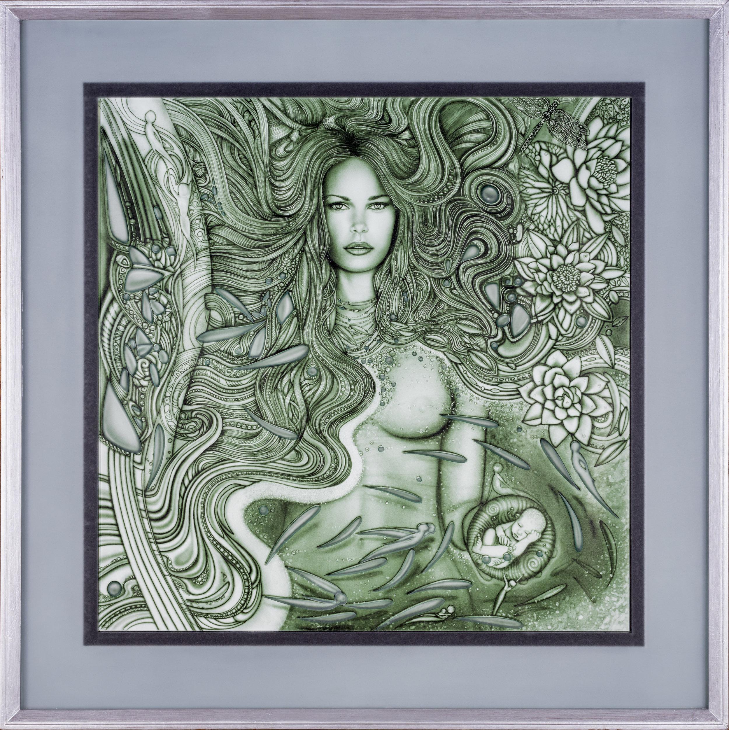 Rhiannon - Dimensions: 48
