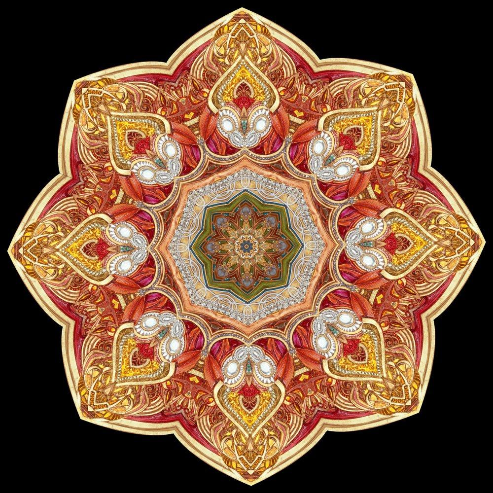 Mandala 2 -