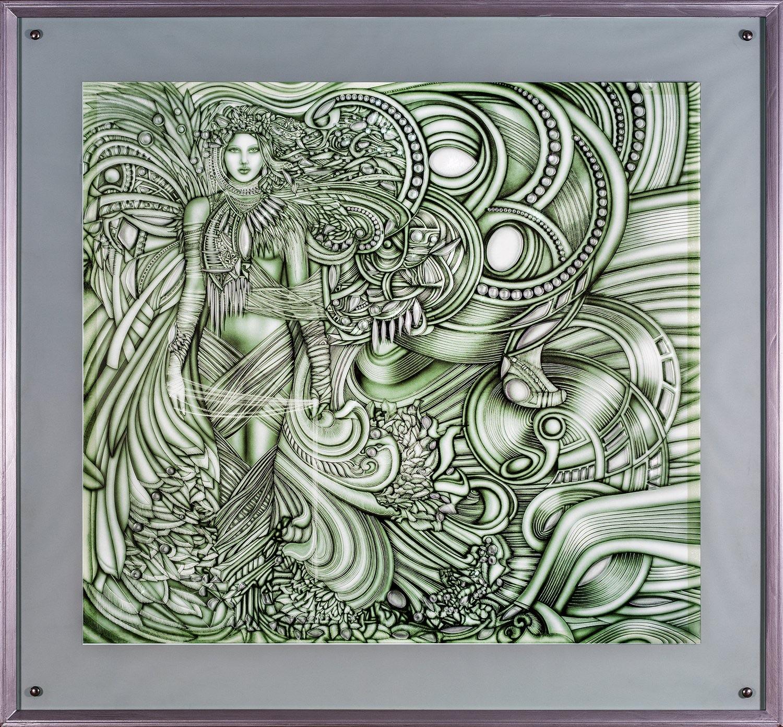 ariadne - Dimensions: 58