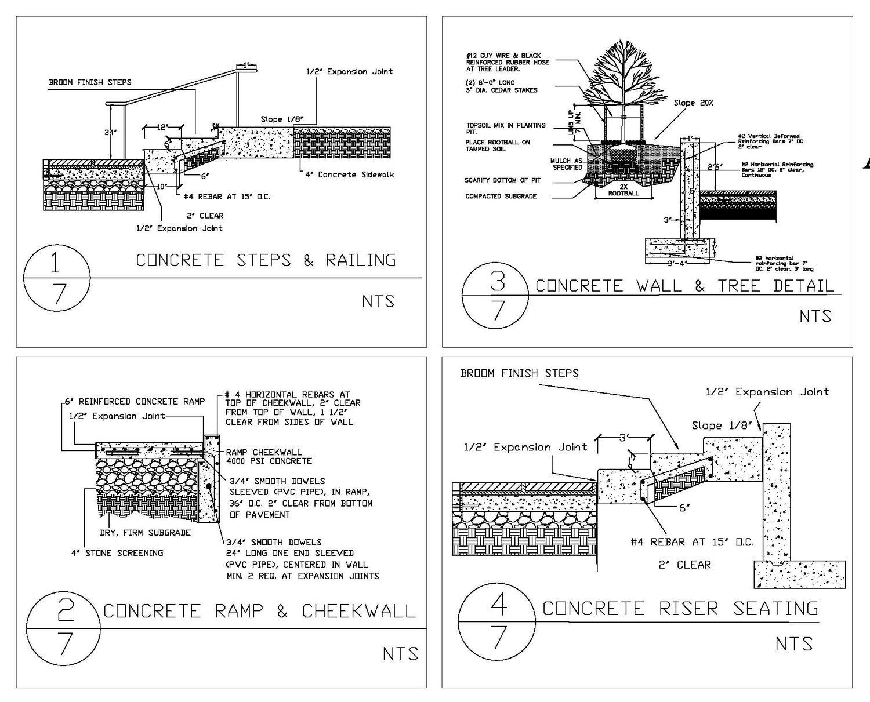 Construction Details — Joe licitra design