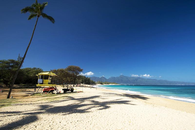 Baldwin Beach in Paia, Maui