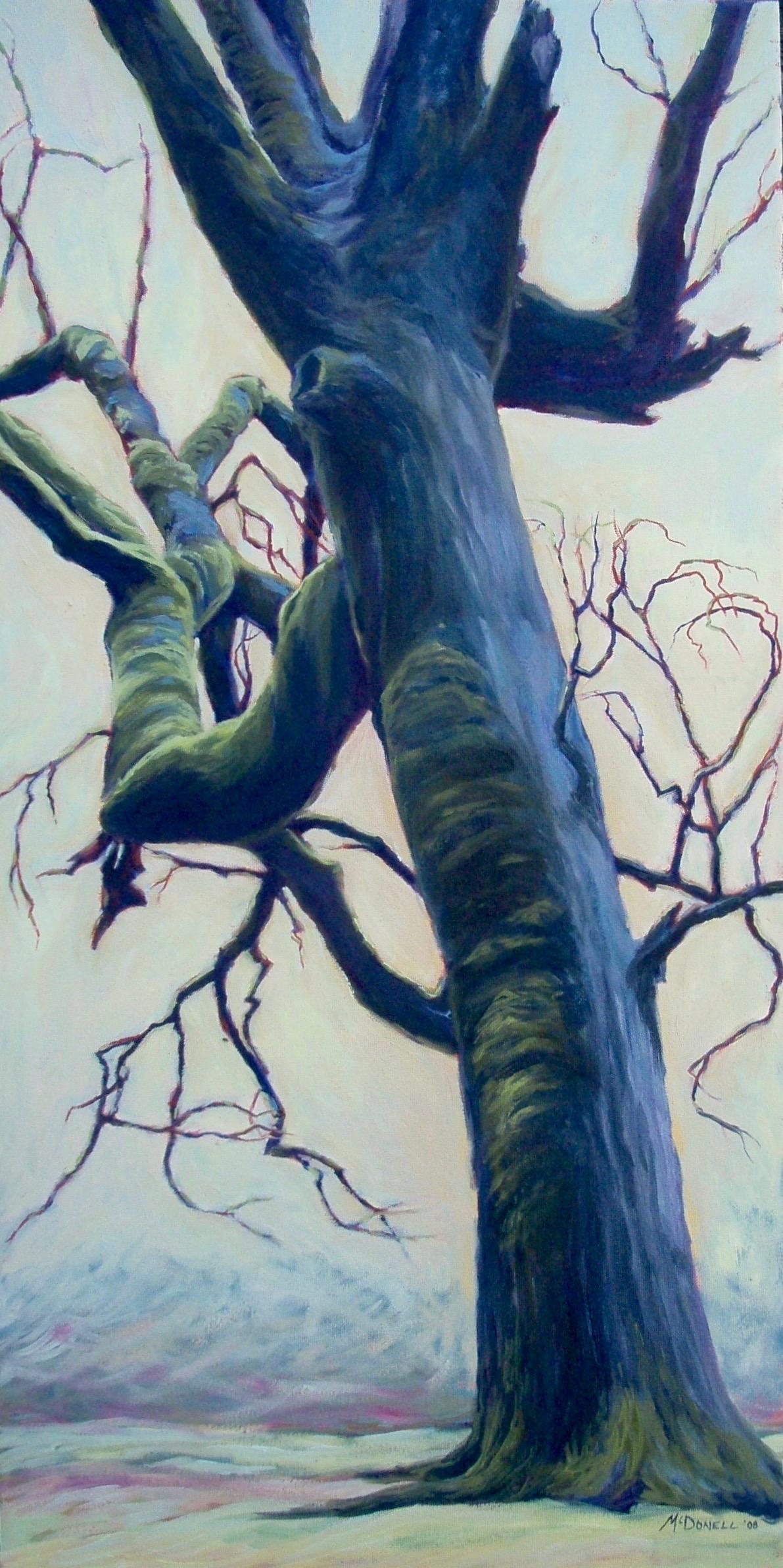 'Tree Storm'