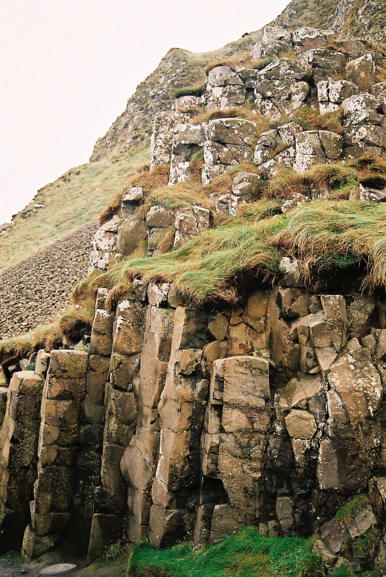 Giant's Causeway Pillars