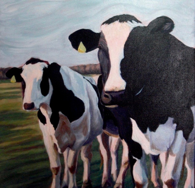 'Guilty' (Leighton's Cows)