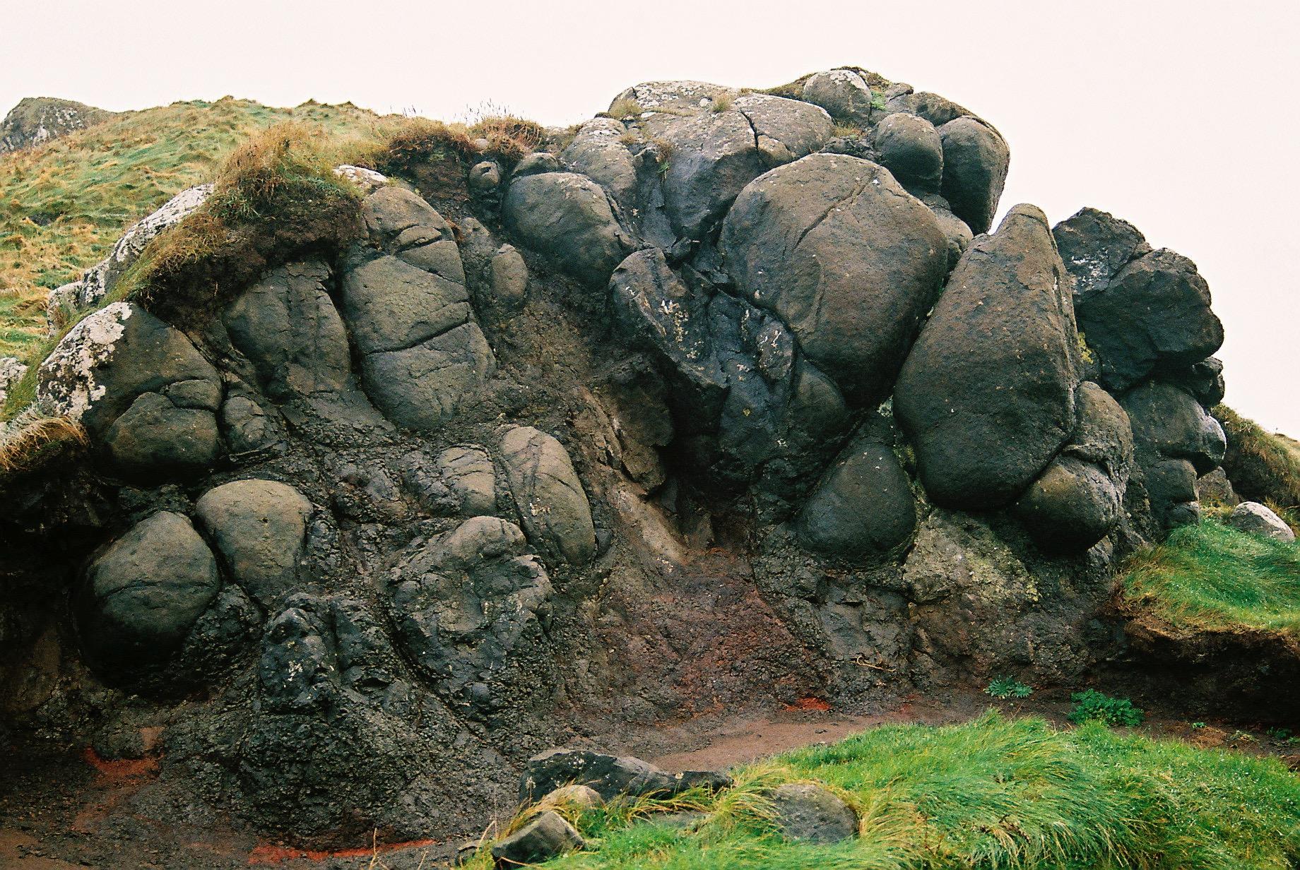 Giant's Causeway Boulders