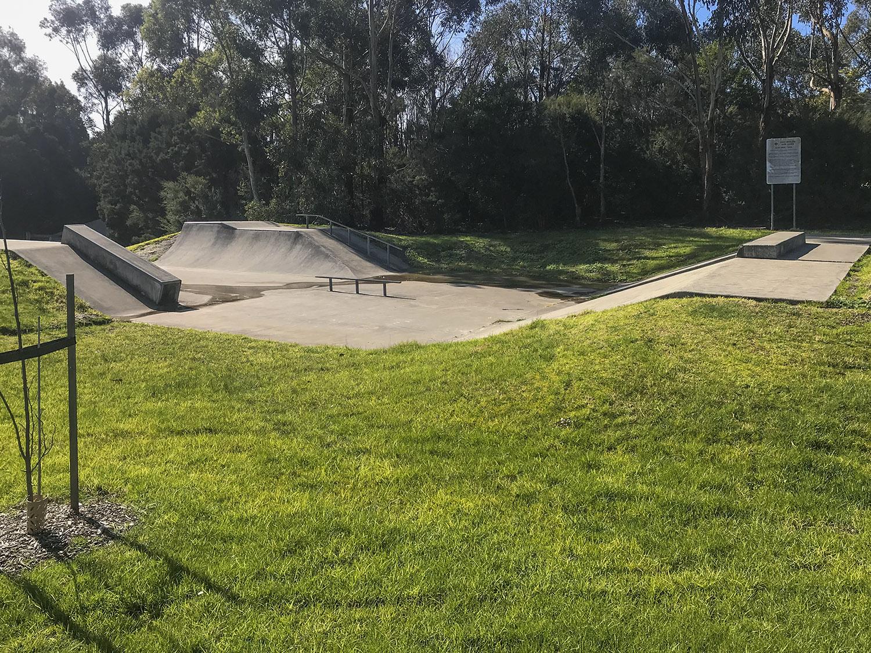 Loch Village Skate Park