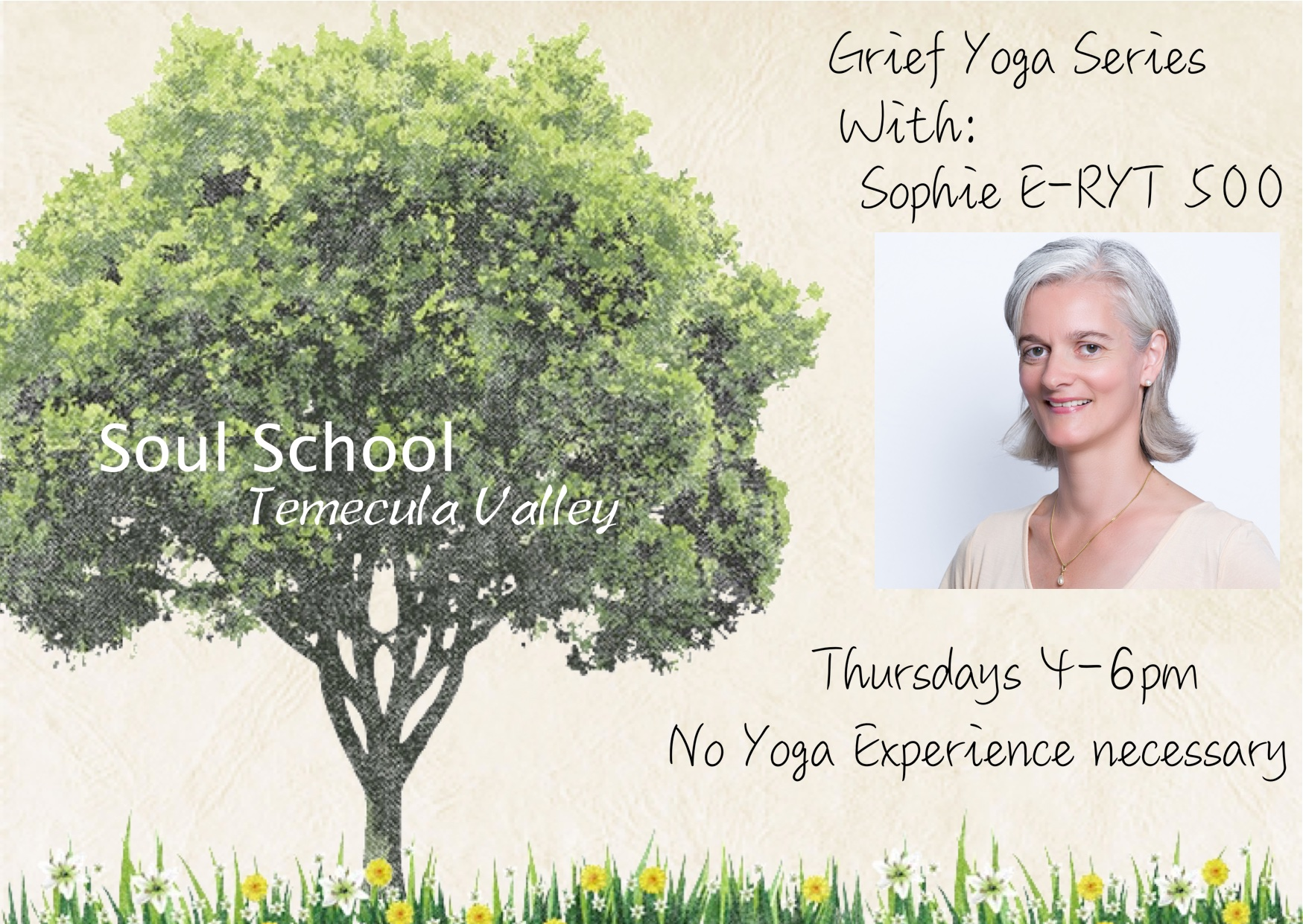 - Grief Yoga 4 Week Series