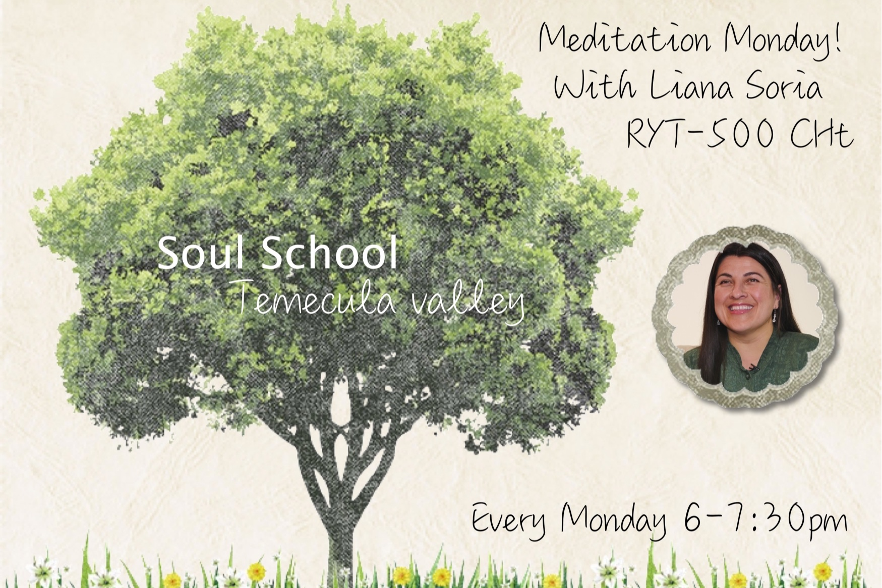 - Meditation Mondays