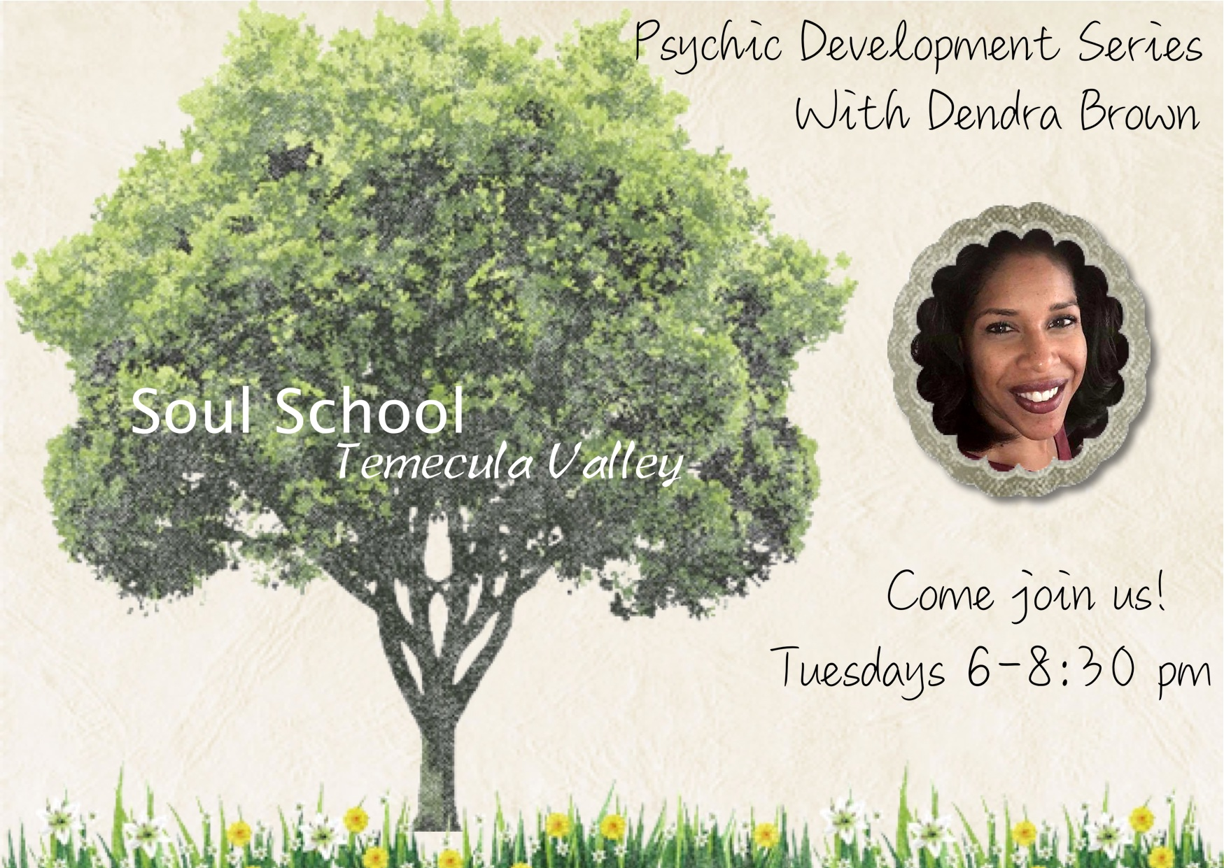 - Psychic Development 4 Week Series