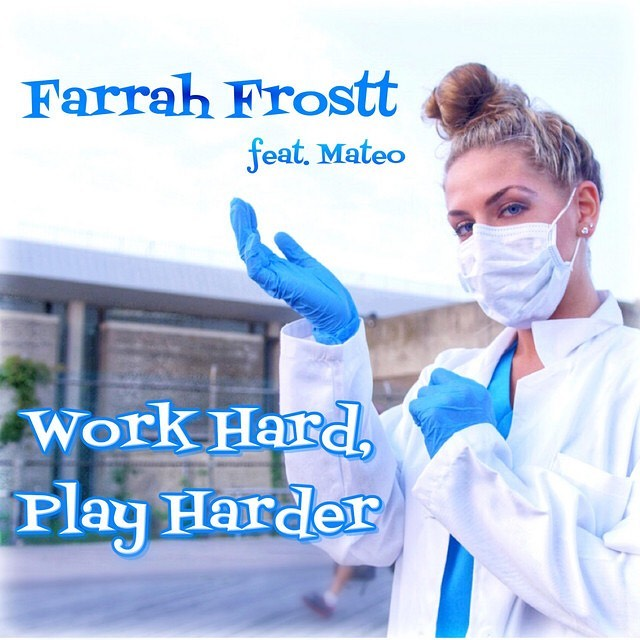 """My song """"Work Hard, Play Hard"""" just released on all music platforms !!! Link in bio 👆🏼💃🏼 Go listen!! I appreciate all the #love & #support  from you AWESOME PEOPLE. I hope this song makes you wanna dance 💋❤️ #musicvideo out in 2 weeks • • • • • #newmusic #release #spotify #applemusic #amazon #shazam #latin #pop #spanish #miami #305  #dance #dancemusic #sony"""