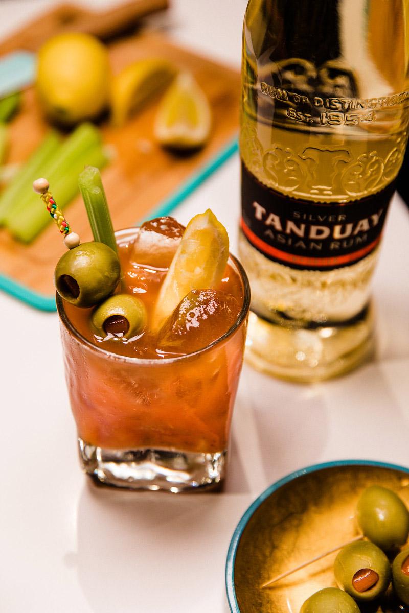 Asian Rum -