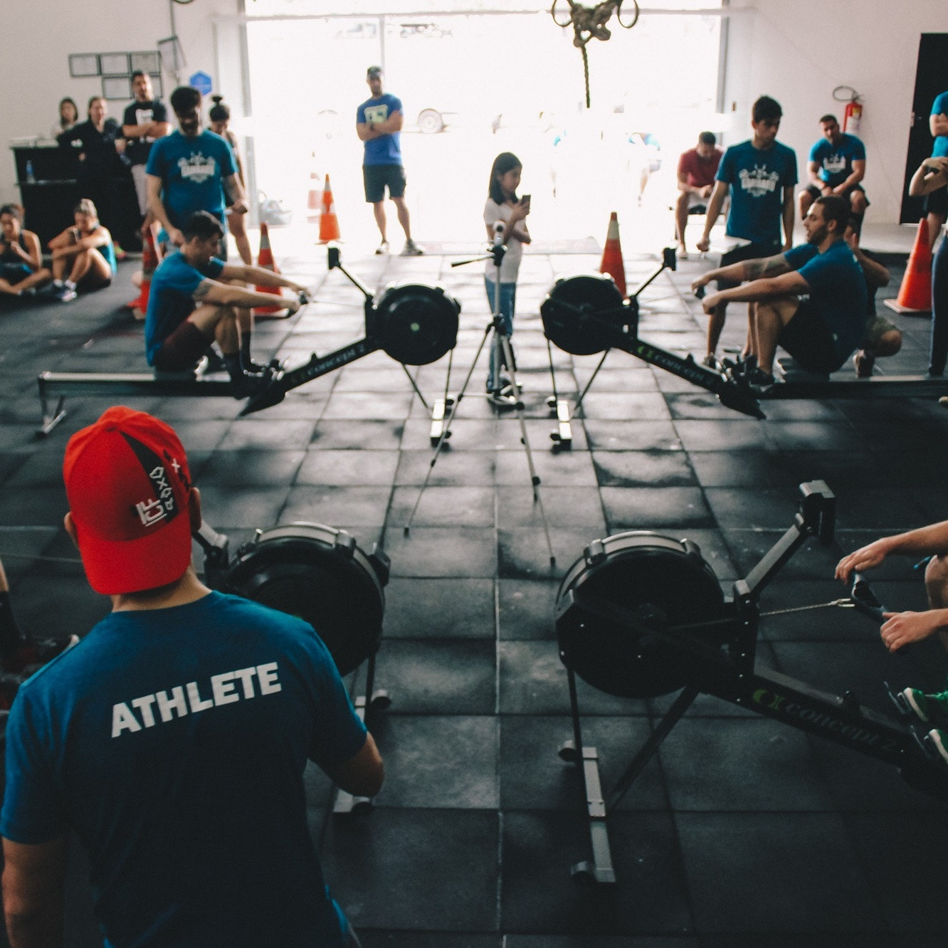 COMMUNITY - People join a gym to improve their fitness but stay members of a gym because of the community. Our goal at CrossFit Zenith is to build a community that supports each other where members are more than just acquaintances, they are friends.